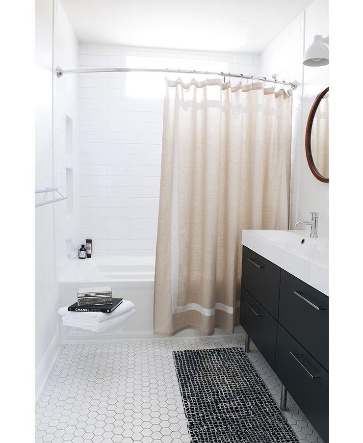 badkamer opfleuren? wel met deze douchegordijnen - interior, Badkamer
