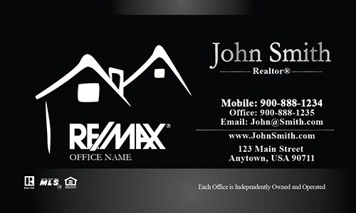 Remax business card templates business cards pinterest remax business card templates wajeb Choice Image
