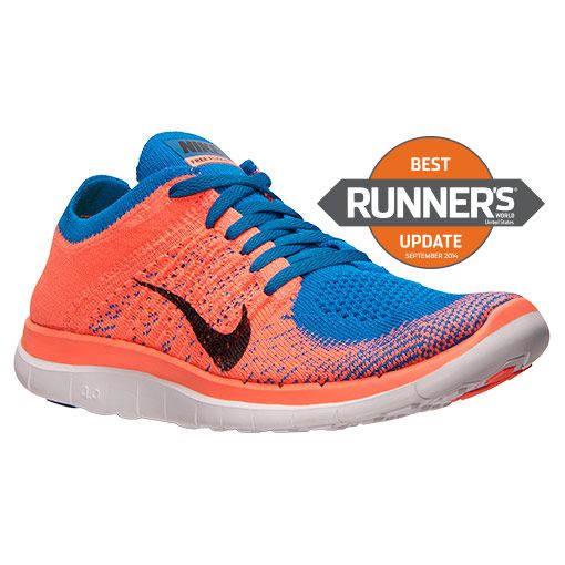 55%-off-Women-Shoes WMNS Nike Free Flyknit 4.0 Running Shoes Photo ... 3c30fa009a