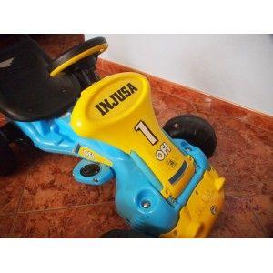Comprar Coche Bateria De Segunda Mano De La Marca Injusa Tipo Kart