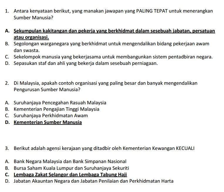 Contoh Soalan Peperiksaan Online Pegawai Tadbir Dan Diplomatik M41 Exam Ptd Exam Vintage Sewing Patterns Dan