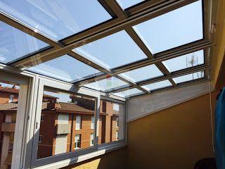 Cortinas de cristal y techos m viles en catalu a nuevo - Cortinas para tragaluz ...
