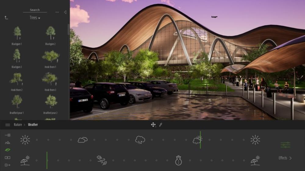 Twinmotion Besplatno Do Noyabrya Vot Kak Eto Mozhet Uvelichit Vashi Vizualizacii Architizer Journal Architizer 3d Architectural Visualization Urban Planning