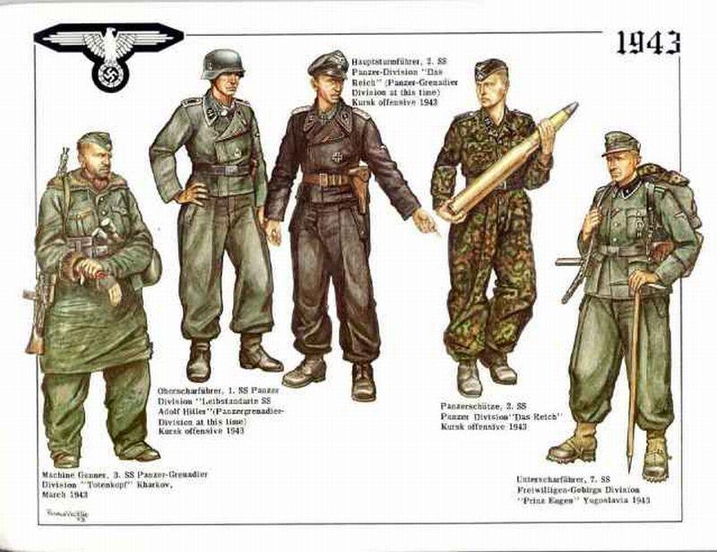 Img  World War Ii Form Awards    German