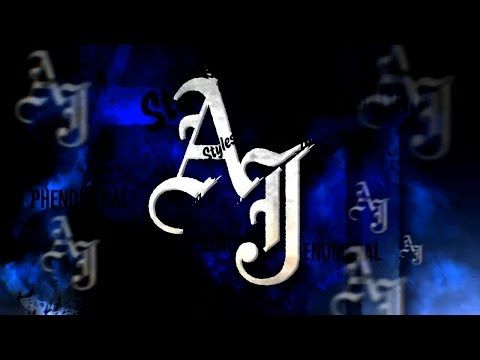 Wwe Aj Styles Phenomenal Official Theme Song Itunes Release