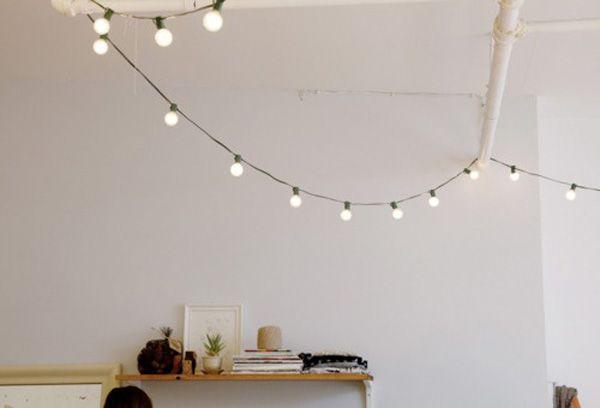 Bombillas De Feria Para Salon Cafe Lights