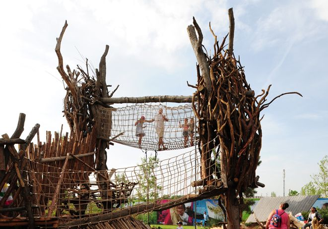7 Jaw Dropping Playgrounds From Around The World Playground