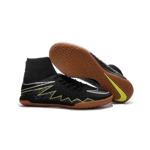 best service f7e22 ee299 Billiga Nike HypervenomX Proximo IC Fotbollsskor för män Svart