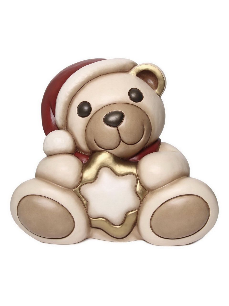 Thun teddy maxi con stella christmas decorating ideas for Thun ceramica