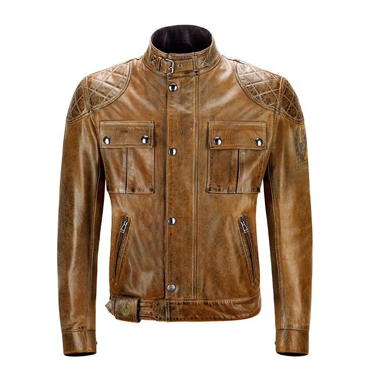 Belstaff Brooklands Replica Leather