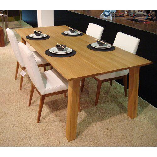 Kluskens Bridge Dining Table Dining Table Steel Dining Table Scandinavian Dining Table