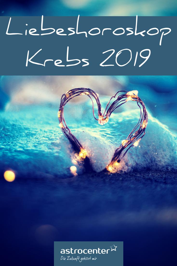 Gratis Liebeshoroskop 2019 Krebs: Es ist Vorsicht geboten