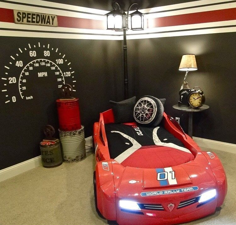 10 Adorable Kids Room Ideas And Inspiration Car Themed Bedrooms