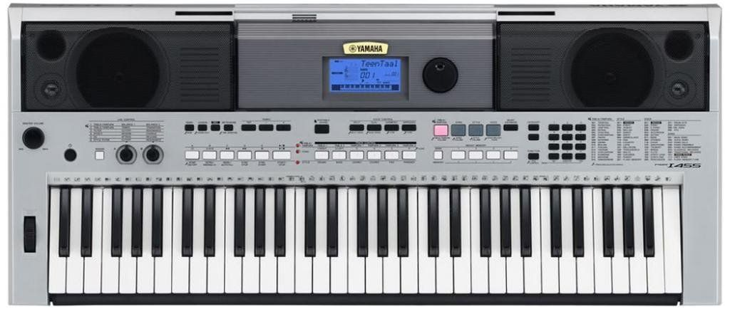 Yamaha PSR-I455 Portable Keyboard Of the 753 voices and 206