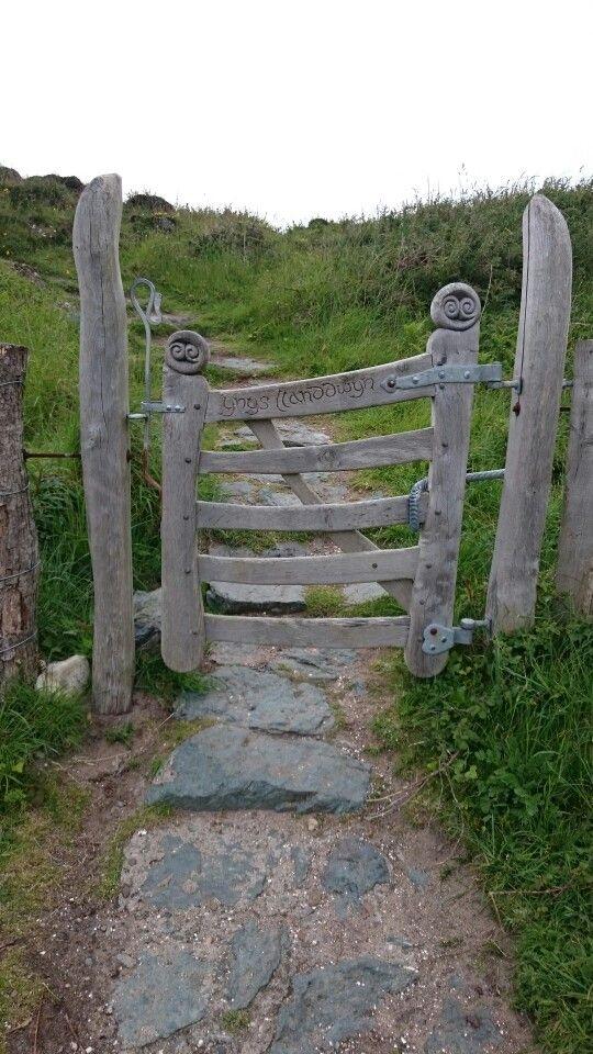 Llanddwyn Island Door Ideas