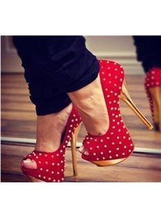 ec2a639db4a Elegant Black Suede Upper Stiletto Heels Peep Toe Prom  Evening ...