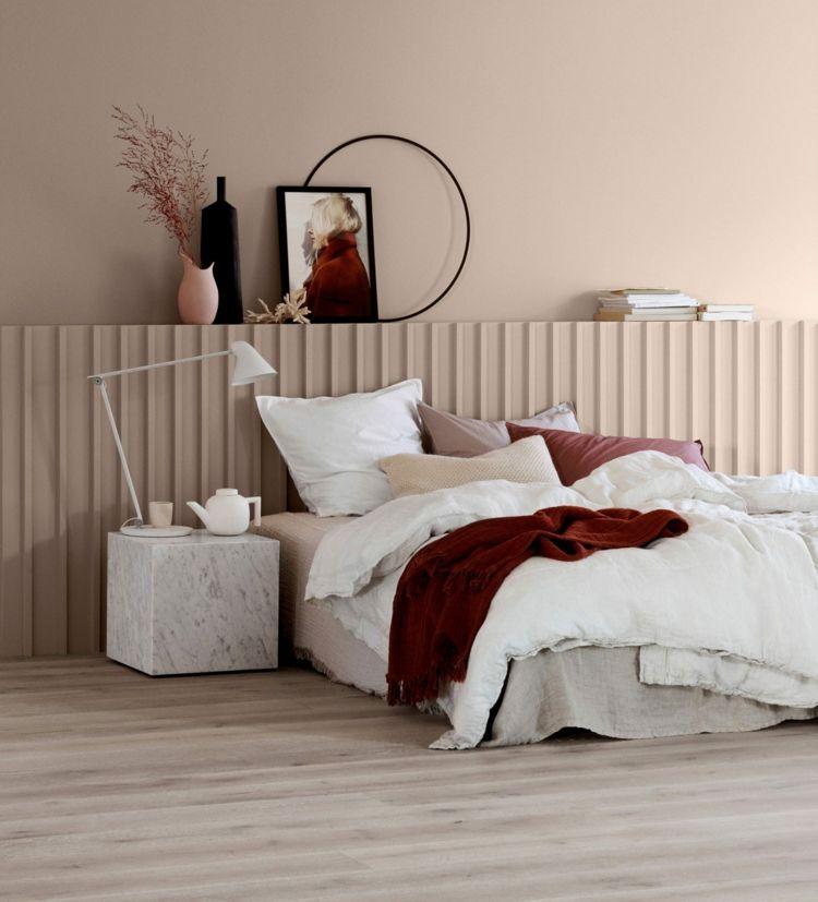 Aktuelle Schlafzimmer Trends aus Pinterest für eine
