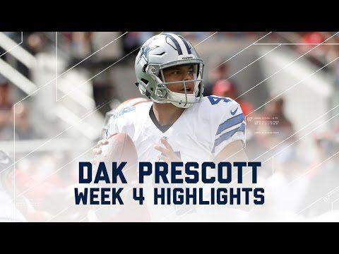 Youtube Dak Prescott Cowboys Vs Dak