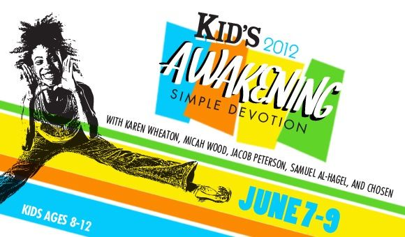Kid's Awakening is a weekend dedicated to introducing children to Jesus. It's about leading them into the presence of God where they will be marked for life.They will leave with passion for prayer and hunger for the word. This gathering is for kids ages 8-12. Join us June 7-9 in Hamilton, Alabama as kids encounter the living God. This gathering includes daily worship and time in the word, a fun-filled afternoon and much more. Space is limited, so register today for this incredible weekend!
