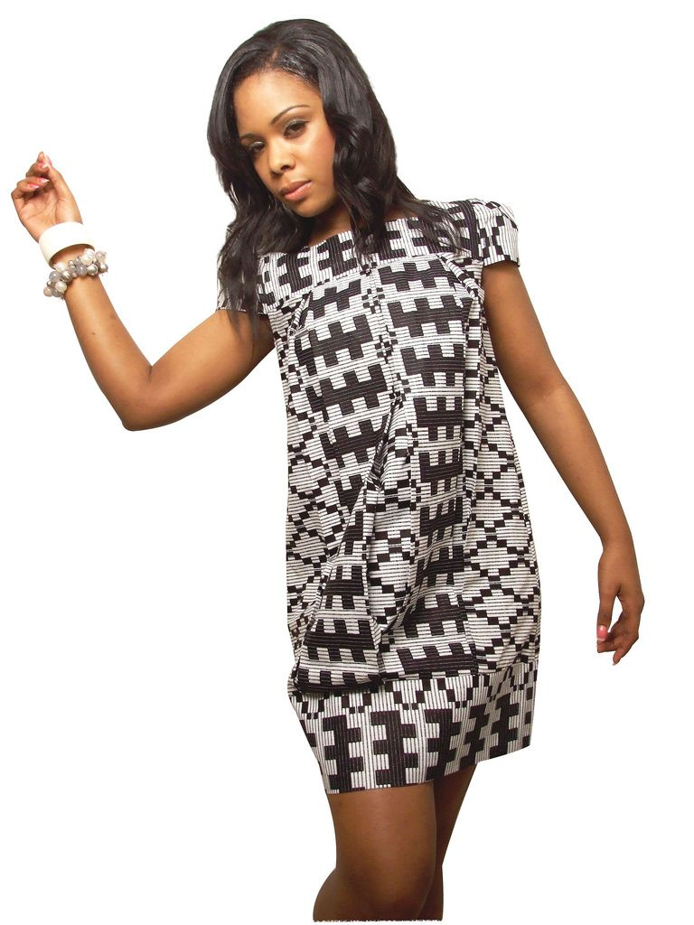 African Print Cocktail Dresses   many african american celebrities ...