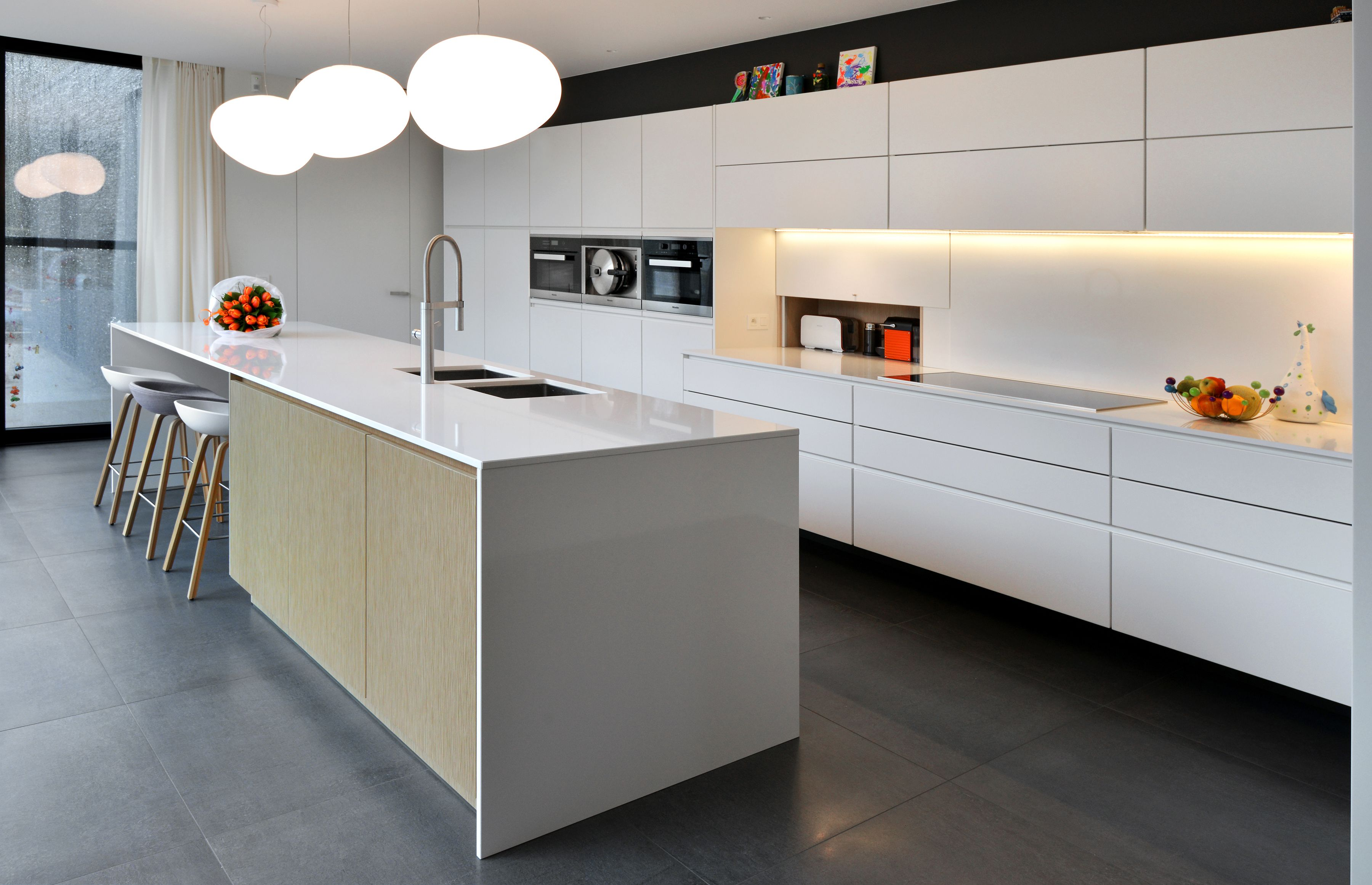Keuken maarten smeets interieur ontwerp architectuur modern
