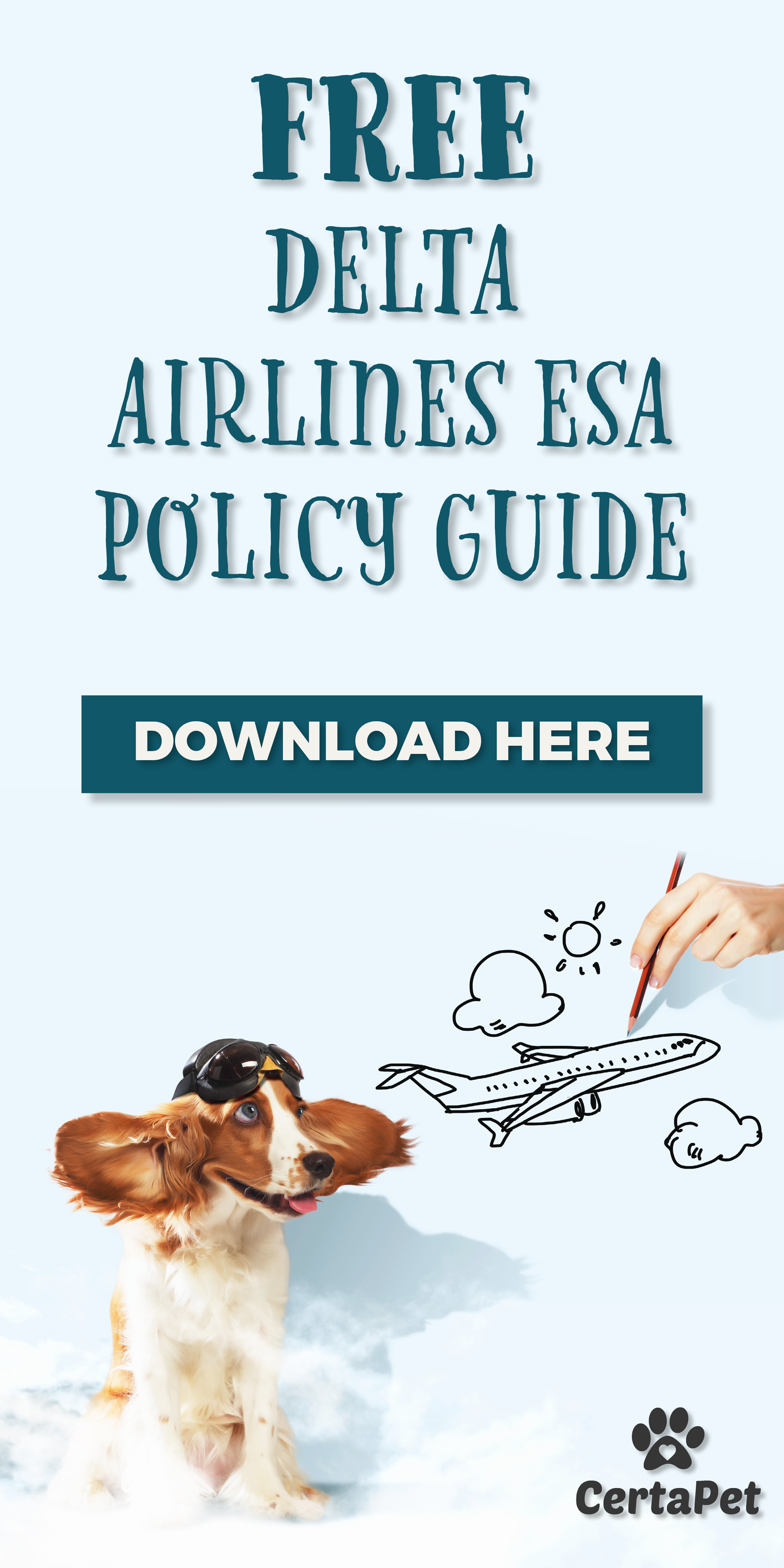 ATTENTION TRAVELERS! Planning on a trip with your pet or