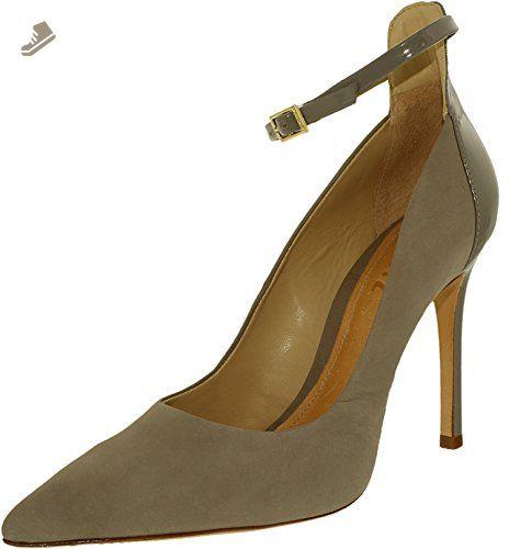 Schutz Women's Mosty Suede Mouse Ankle-High Suede Pump - 9.5M - Schutz pumps for women (*Amazon Partner-Link)