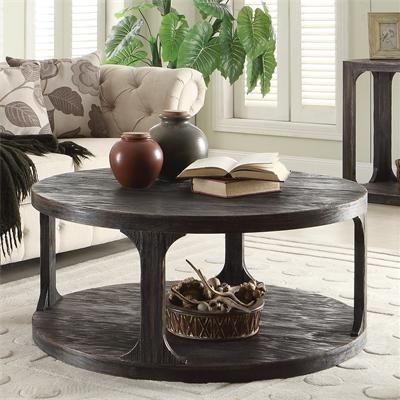 Riverside Furniture U2013 Bellagio Round Coffee Table