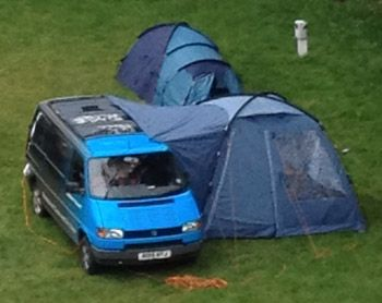 25 Beautiful Campervan Awnings Ideas On Pinterest