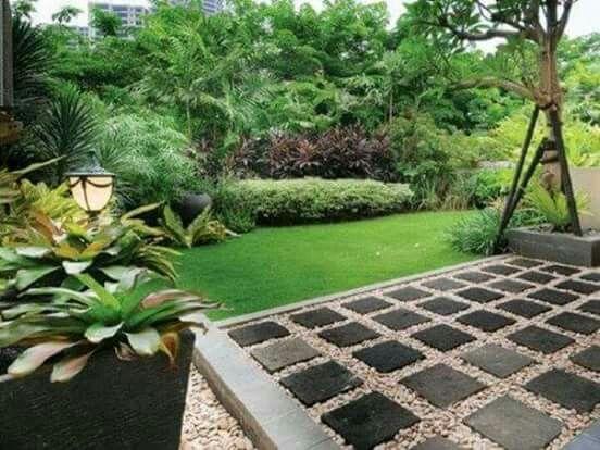 Gardens · garden swingslandscape designsoutdoor gardenslandscapinggarden ideasdecorating ideasbeautiful