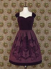 Wardrobe / Juliette et Justine - classic dress