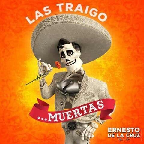 Ernesto De La Cruz Disney Villains Pinterest Coco