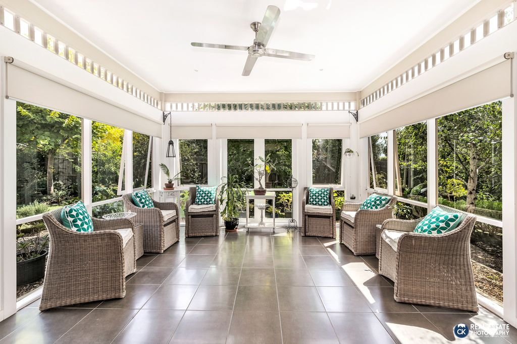 Garden Sunroom Geelong Australia Real estate photography Real