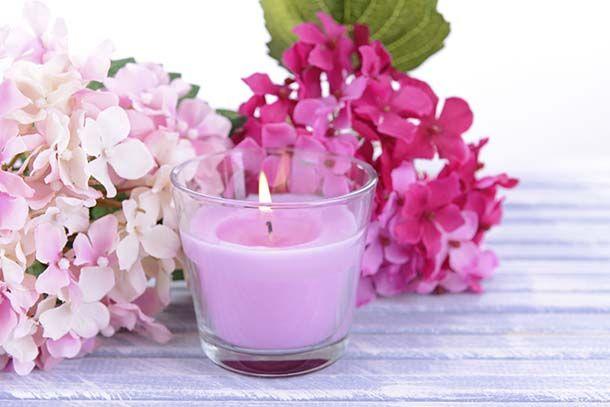 lavorincasa : come creare delle candele profumate in fai da te