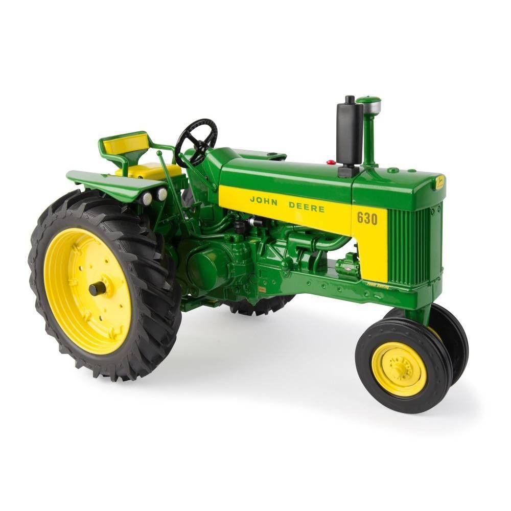 Toy Tractors For Sale >> John Deere 630 Tractor 1 16 Scale Products Tractors John Deere