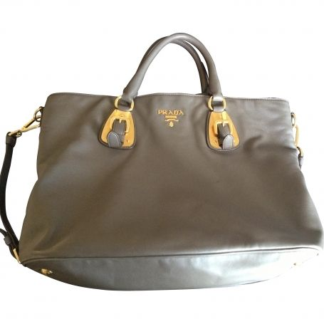 Prada Second hand TOTE BAG on shopstyle.co.uk  655b1bf263a03
