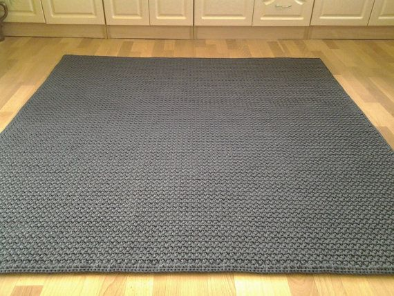 Square Rug Rectangular 160 Cm Rugs Area Floor Yrugs Large Handmade Carpet Cotton