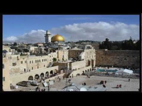 Walk in #Jerusalem video