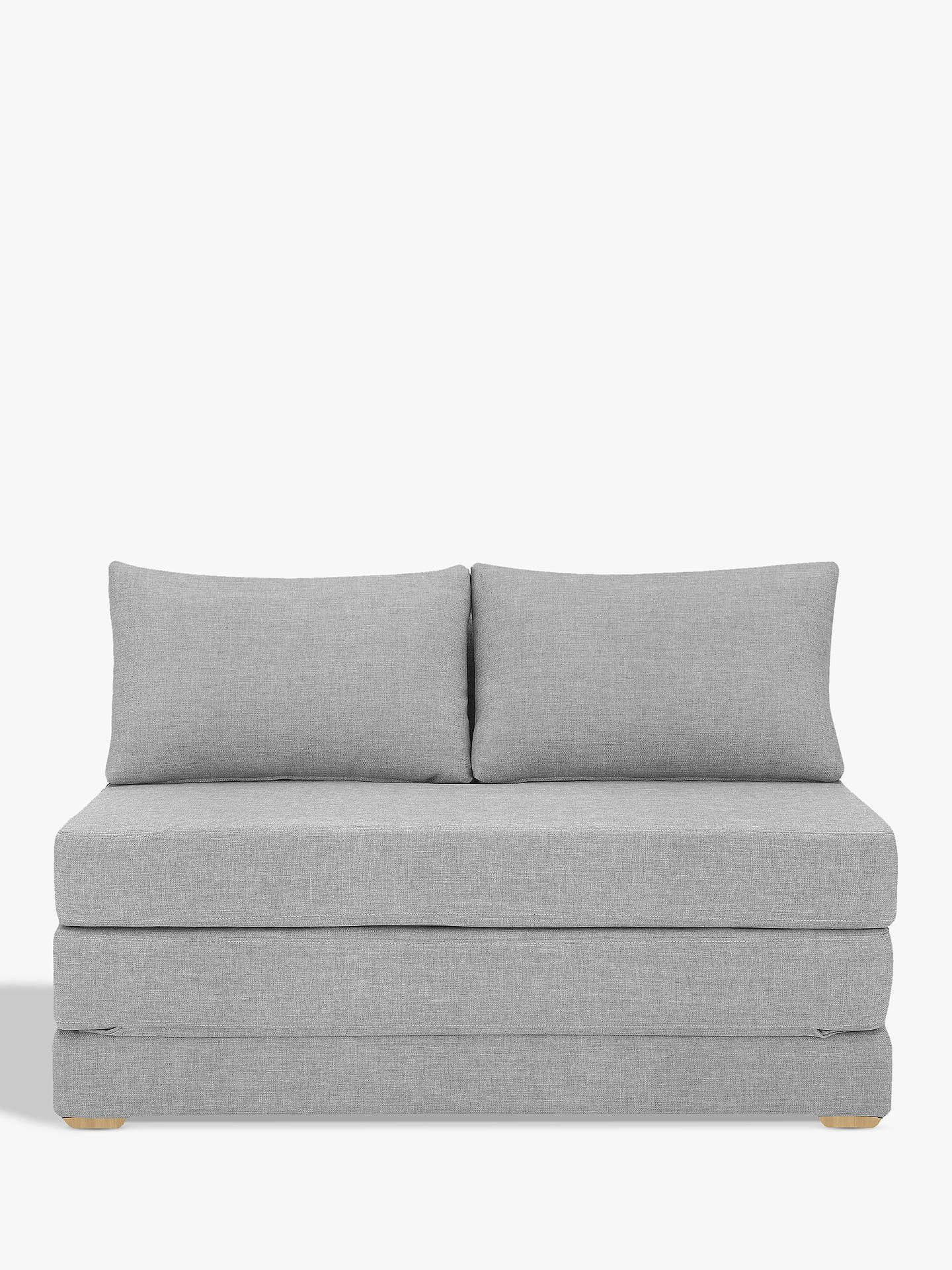 House By John Lewis Kip Small Sofa Bed With Foam Mattress In 2020 Sofa Bed Small Sofa Bed Small Sofa