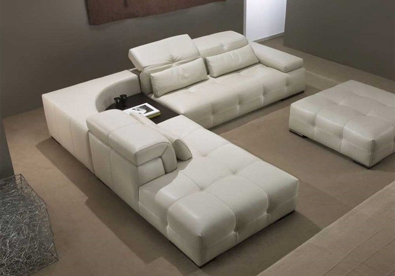 Paramount Sectional Sofa By Gamma International Italy With