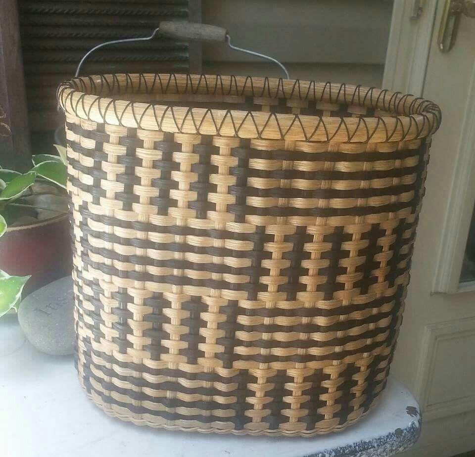 Gorgeous Basket Wicker Bamboo Basket Basket Weaving