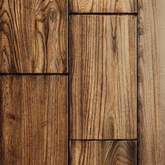 Virginia mill works 3 4 elk rock elm handscraped for Virginia mill works flooring