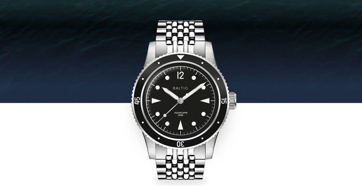 The Aquascaphe The toolwatch by BALTIC | Rolex watches