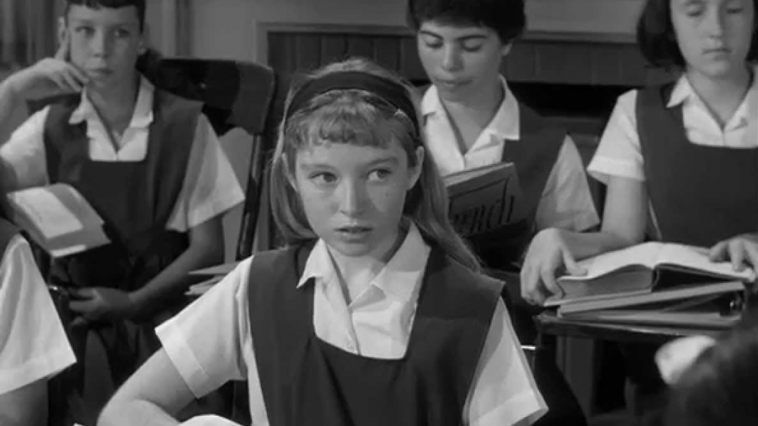 Veronica Cartwright In The Children S Hour 1961 Historical Figures Paraphrase Of