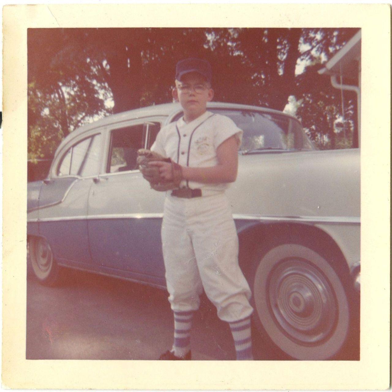 Little league 1950s