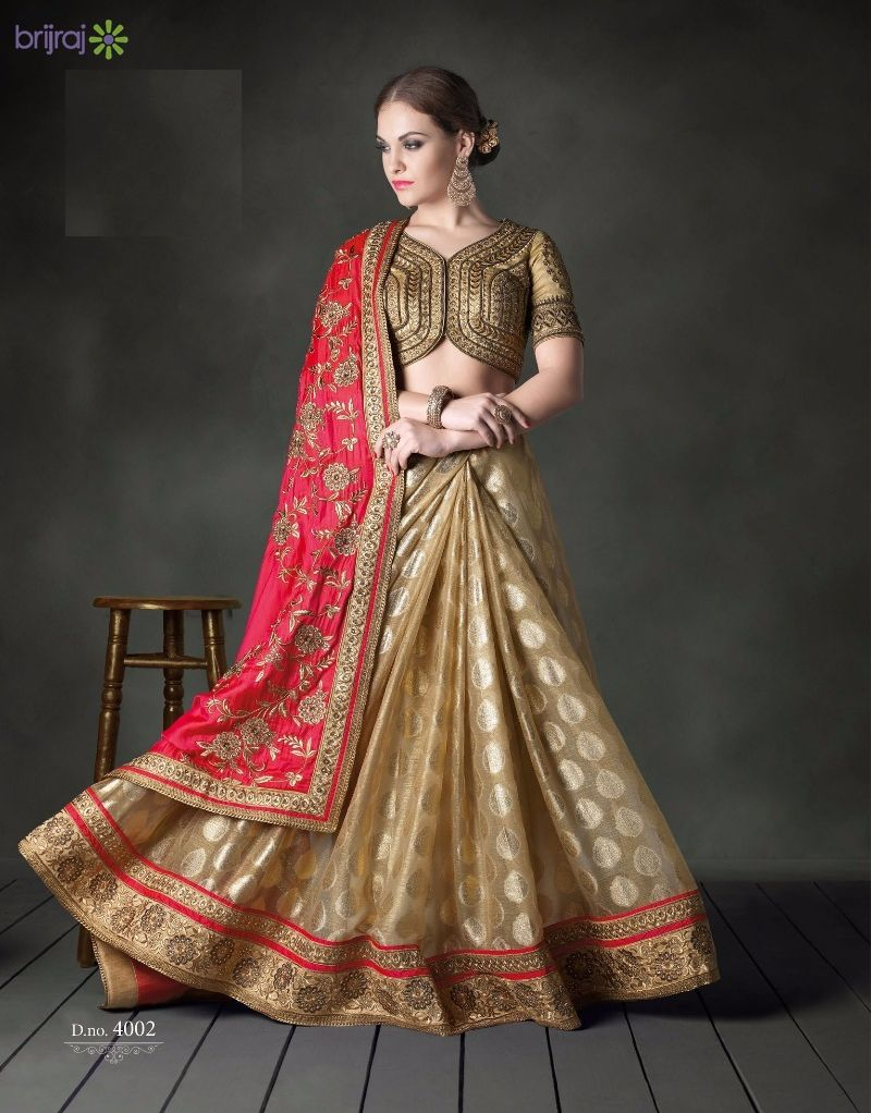 New dress collection for diwali for women - Best Indian Wear Winter Collection For 2016 Brijraj Fashion