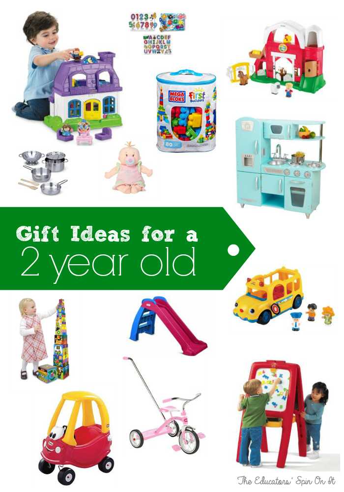 Birthday Gift Ideas For Two Years Old Christmas Gifts