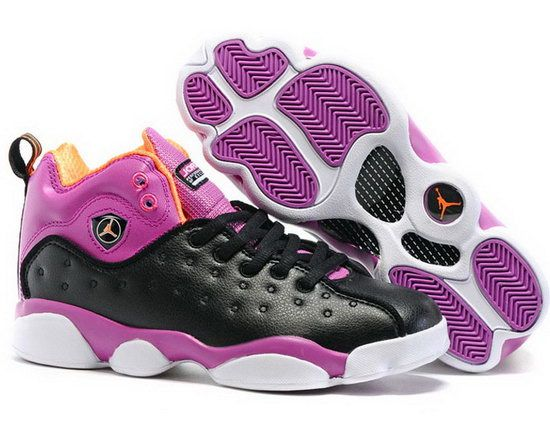 152e90973f34 ... clearance womens air jordan jumpman team gs purple black australia  d1bea f1732