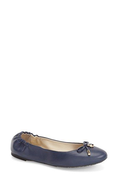 MICHAEL Michael Kors 'Melody' Ballet Flat (Women) available at #Nordstrom