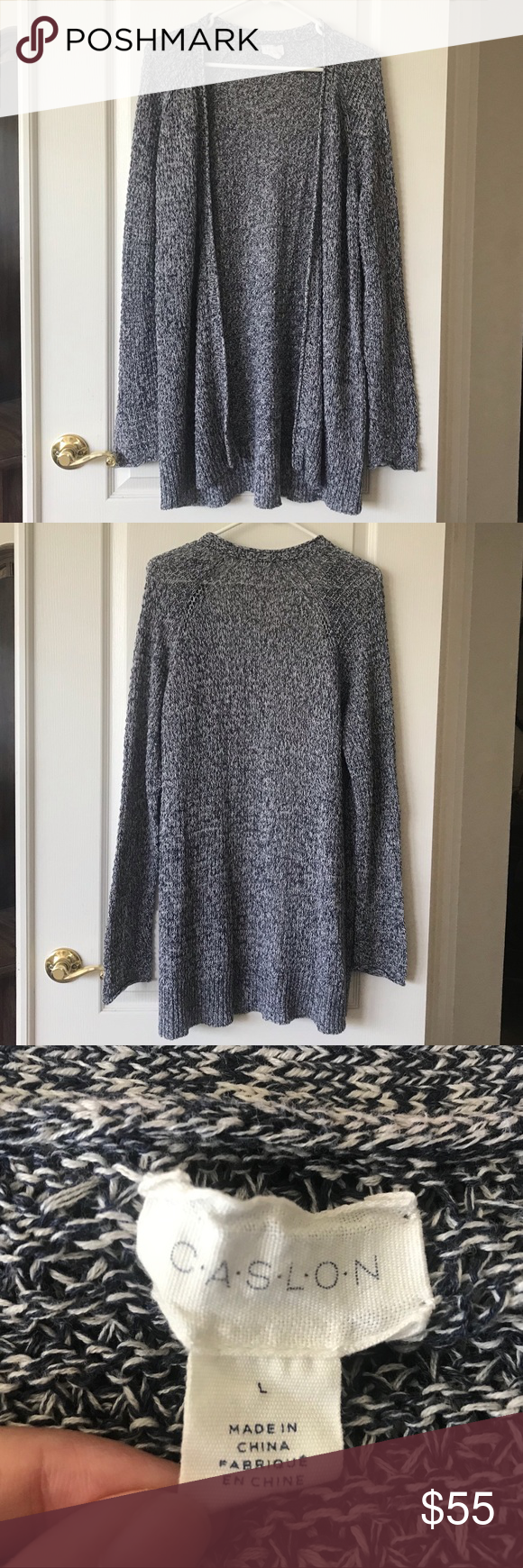 Caslon cardigan. Excellent condition! Caslon cardigan Excellent condition. Worn maybe once or twice.  Size: L Caslon Sweaters Cardigans #myposhpicks